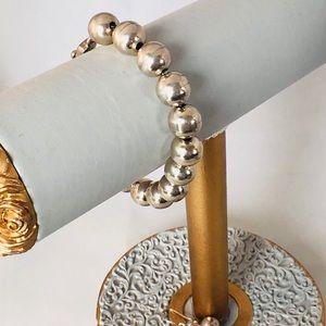 Designer style Sterling Silver Bracelet